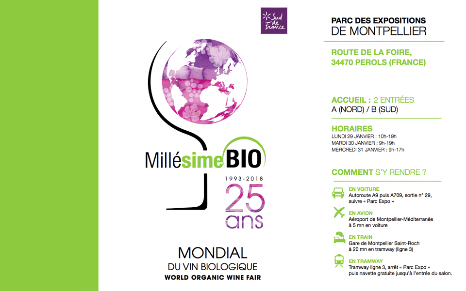 Salon mill sime bio 2018 terre des chardons for Salon par terre