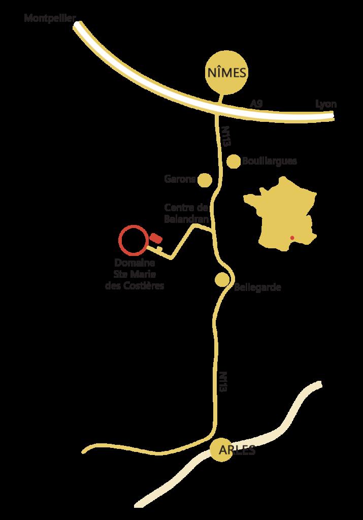 Plan Terre des Chardons